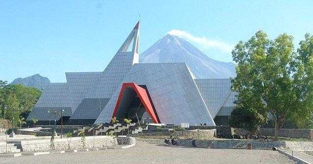 Museum Merapi, sumber ig naura_tourtravel.jogja