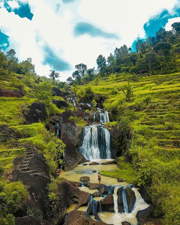 Air Terjun Kedung Kandang, sumber ig discover.jogja