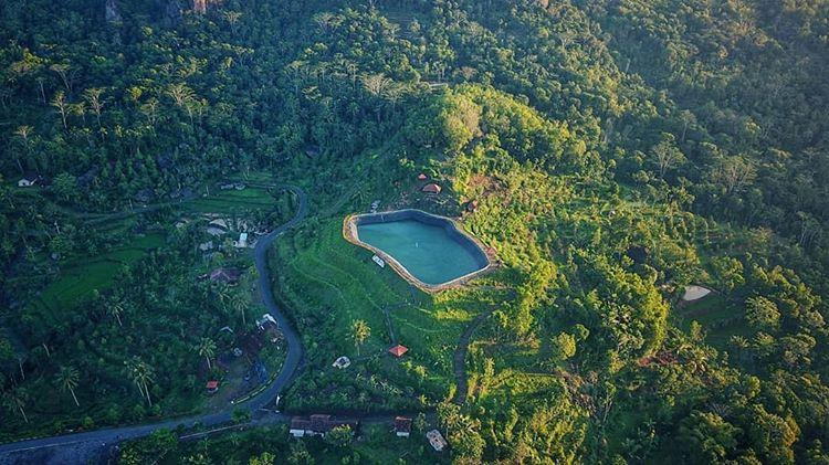 Desa Wisata Nglanggeran, sumber ig gunungapipurba