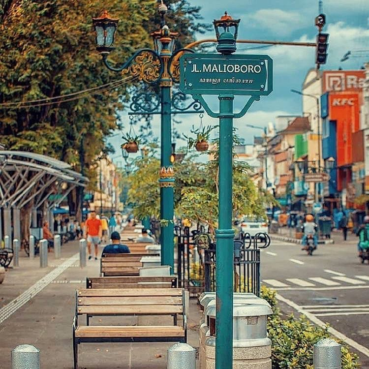 Tempat Wisata Di Jogja: Jalan Malioboro Jogja, Sensasi Wisata Kota Yang Khas