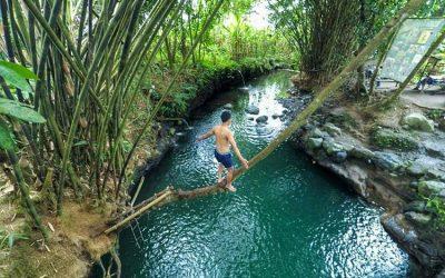 Blue Lagoon Jogja, Sensasi Kesegaran dan Keindahan Pemandian Alam