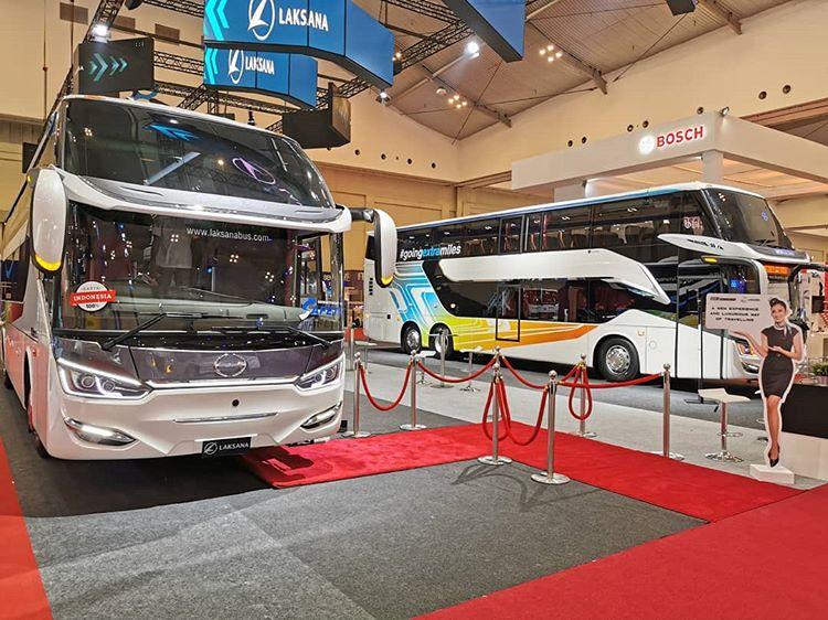 Perusahaan Karoseri Bus di Indonesia