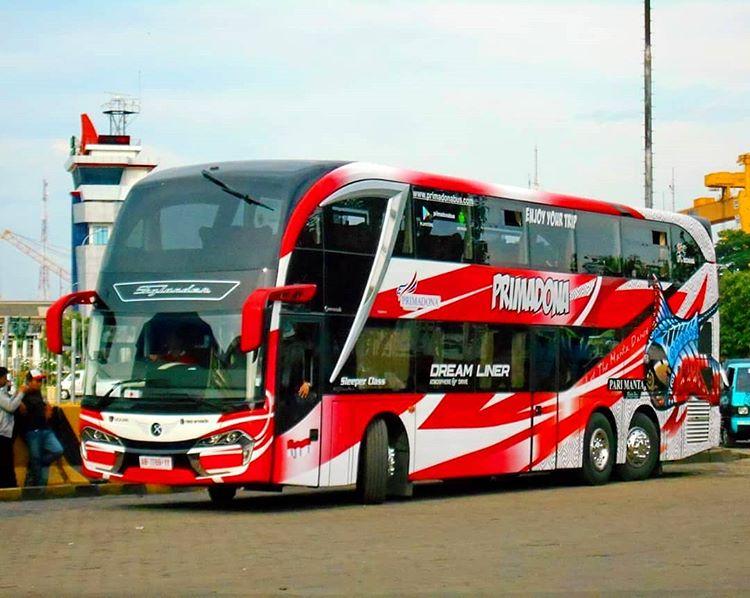 Karoseri Bus di Indonesia