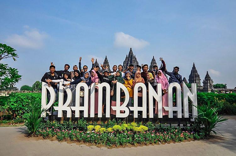 Candi Prambanan, sumber ig snaptrip.id