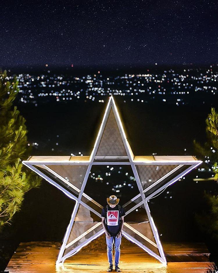 Miniatur Bintang, sumber ig objek_wisata_jogja