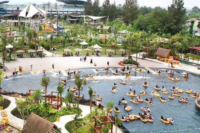 Wisata Rombongan Jogja Bay Waterpark (Saat Aman dari Wabah)
