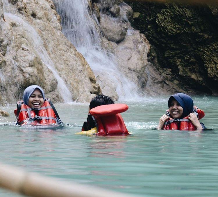 Mengintip Pesona Taman Sungai Mudal Jogja