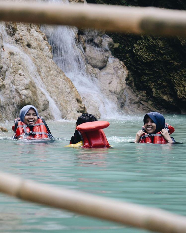 Taman Sungai Mudal, sumber ig @hamimarifin
