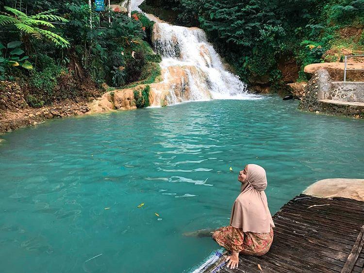 Taman Sungai Mudal, sumber ig halojogjakarta