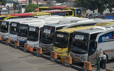 Petunjuk Aman Naik Bus Antar Provinsi Saat Pandemi