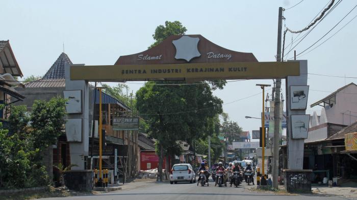 Desa Manding, sumber : Tribunnews.com