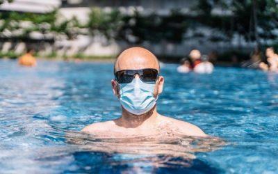 Berenang Saat Pandemi, Bagaimana Sebaran Virus Corona di Air?