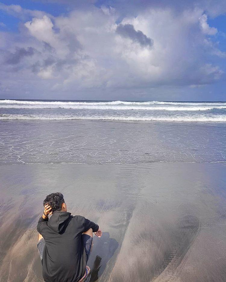 Pantai Parangtritis, sumber : @aing76_