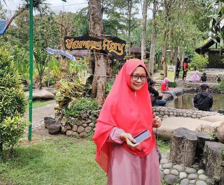 Kampung Flory Sleman : Kampung Wisata untuk Keluarga