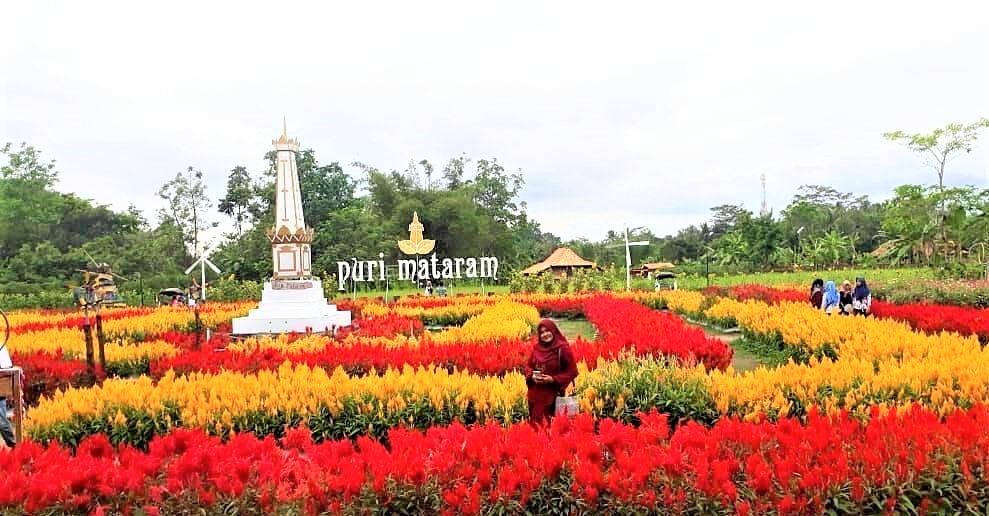Puri Mataram : Pesona Destinasi Wisata Alam