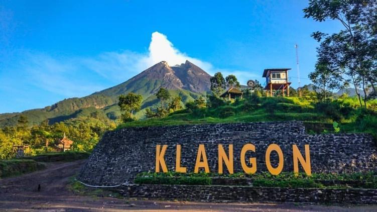 Bukit Klangon (Wisata Alam Sleman)