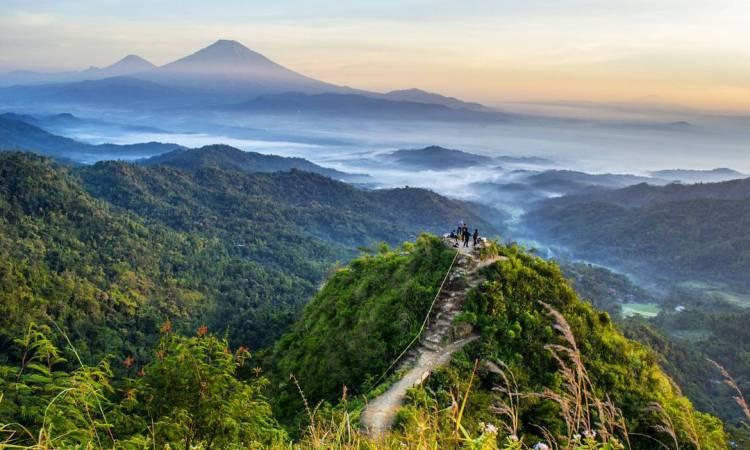 Wisata Alam Kulon Progo : Ada Desa Nglinggo!