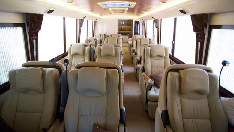 Ilustrasi Sistem Pendinginan Bus