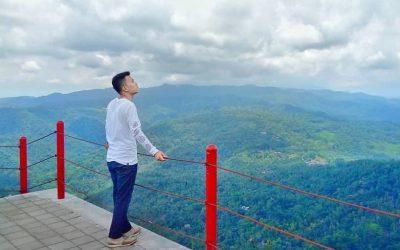 Puncak Widosari Kulon Progo dengan Pemandangan yang Eksotis